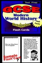 GCSE Modern World History Test Prep Review--Exambusters Flash Cards - GCSE Exam Study Guide 電子書籍 by GCSE Exambusters
