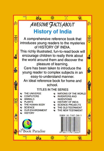 History of India - 100% Pure Adrenaline ebook by Ross Hilton