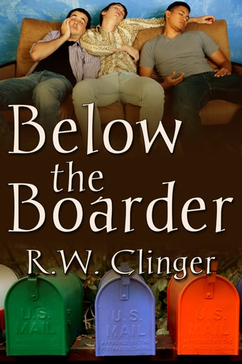 Below the Boarder ebook by R.W. Clinger