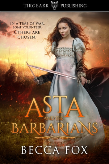 Asta and the Barbarians ebook by Becca Fox