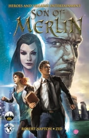 Son of Merlin Vol. 1 ebook by Robert Napon,Zid