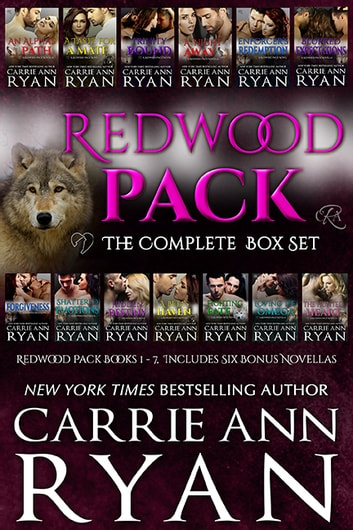 The Complete Redwood Pack Box Set ebook by Carrie Ann Ryan