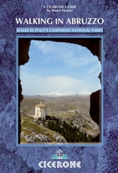 Walking in Abruzzo ebook by Stuart Haines