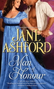 Man of Honour ebook by Jane Ashford