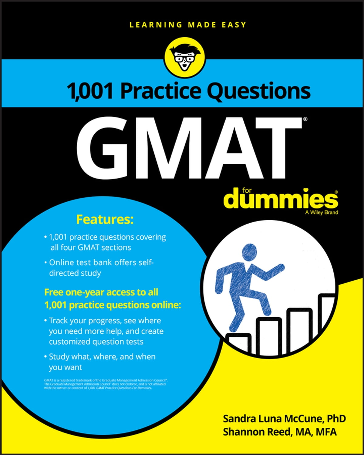 1,001 GMAT Practice Questions For Dummies eBook by Sandra Luna McCune -  9781119363132 | Rakuten Kobo