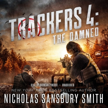 Trackers 4: The Damned audiobook by Nicholas Sansbury Smith