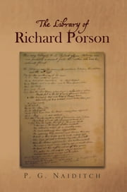 The Library of Richard Porson ebook by P. G. Naiditch