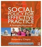 Social Policy for Effective Practice ebook by Rosemary Chapin