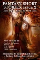 Fantasy Short Stories: Issue 2 ebook by Mark Lord, Noeleen Kavanagh, C. L. Holland