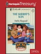 The Sheriff's Son ebook by Stella Bagwell