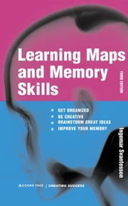 Learning Maps and Memory Skills ebook by Svantesson, Ingemar