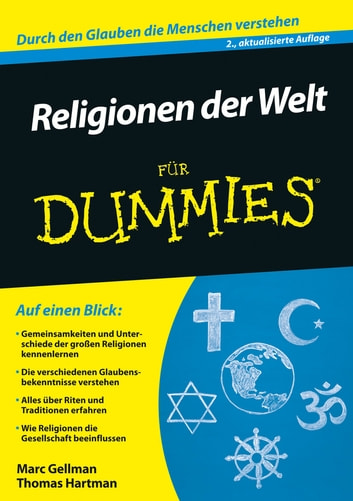Religionen der Welt für Dummies ebook by Rabbi Marc Gellman,Monsignor Thomas Hartman