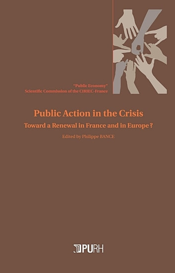 Public Action in the Crisis ebook by Philippe Bance