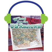 What Are the US Regions? audiobook by Robins, Maureen