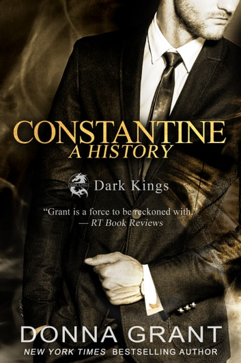Constantine: A History ebook by Donna Grant