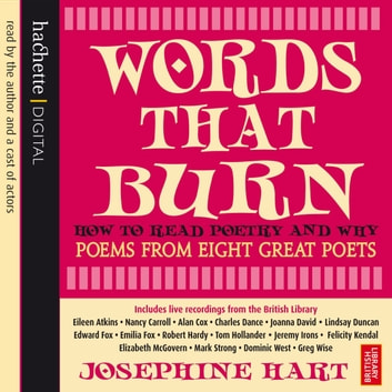 Words That Burn audiobook by Josephine Hart