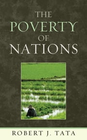 The Poverty of Nations ebook by Robert J. Tata