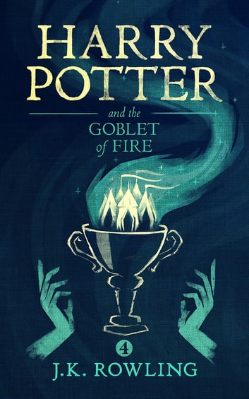 Harry Potter And The Goblet Of Fire E Kitap Jk Rowling