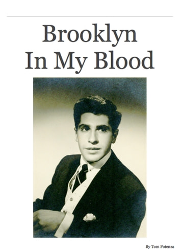 Brooklyn In My Blood ebook by Tom Potenza