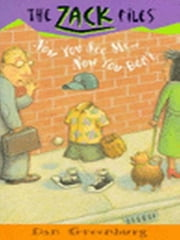 Zack Files 12: Now You See Me....Now You Don't ebook by Dan Greenburg,Jack E. Davis