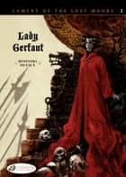 Lament of the Lost Moors - Volume 3 - Lady Gerfaut ebook by Jean Dufaux, Grzegorz Rosinski