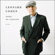 Book of Longing audiobook by Leonard Cohen