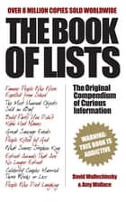 The Book Of Lists ebook by David Wallechinsky