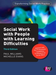 Social Work with People with Learning Difficulties ebook by Paul Williams,Michelle Evans