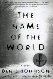 The Name of the World - A Novel ebook by Denis Johnson