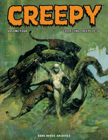 Creepy Archives Volume 4 ebook by Various