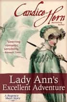 Lady Ann's Excellent Adventure ebook by Candice Hern