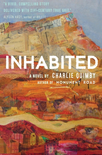 Inhabited ebook by Charlie Quimby