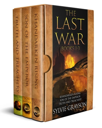 The Last War: Books 1 - 3 - The Last War, #13 ebook by Sylvie Grayson
