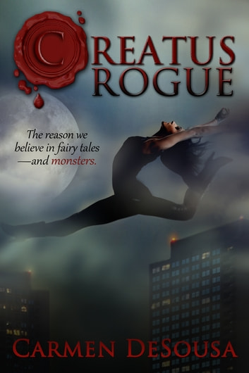 Creatus Rogue ebook by Carmen DeSousa