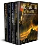 Boxed Set: Anstractor The New Phase Complete ebook by Greg Dragon