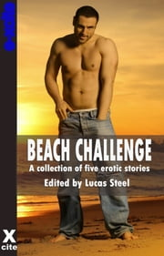 Beach Challenge - A collection of gay erotic stories ebook by Lucas Steele,Elizabeth Coldwell,Ruth Ramsden,Garland,Michael Bracken,Penelope Friday
