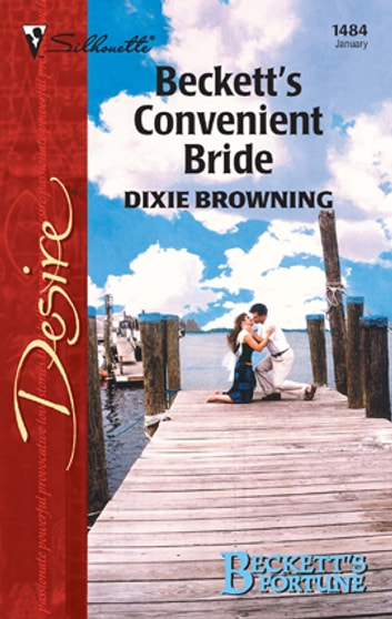 Beckett's Convenient Bride eBook by Dixie Browning