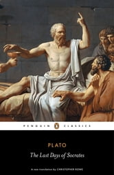 The Last Days of Socrates ebook by Plato