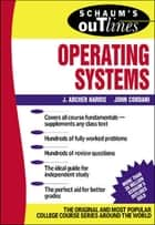 Schaum's Outline of Operating Systems ebook by J. Archer Harris