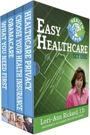 Easy Healthcare Set One ebook by Lori-Ann Rickard