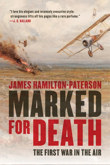 Marked for Death: The First War in the Air ebook by James Hamilton-Paterson