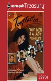Four Men & A Lady ebook by Alison Kent
