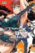Triage X, Vol. 13 ebook by Shouji Sato