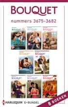 Bouquet e-bundel nummers 3675-3682 (8-in-1) ebook by Kate Walker, Jane Porter, Rachael Thomas,...