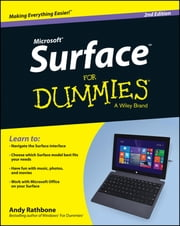 Surface For Dummies ebook by Andy Rathbone