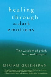 Healing through the Dark Emotions: The Wisdom of Grief, Fear, and Despair ebook by Miriam Greenspan