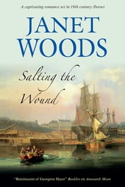 Salting the Wound ebook by Janet Woods