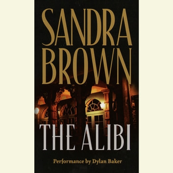 The Alibi audiobook by Sandra Brown