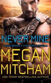 Never Mine - Titan World ebook by Megan Mitcham