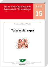 Todesermittlungen ebook by Andreas Freislederer,Georg Stenzel,Michael Weirich